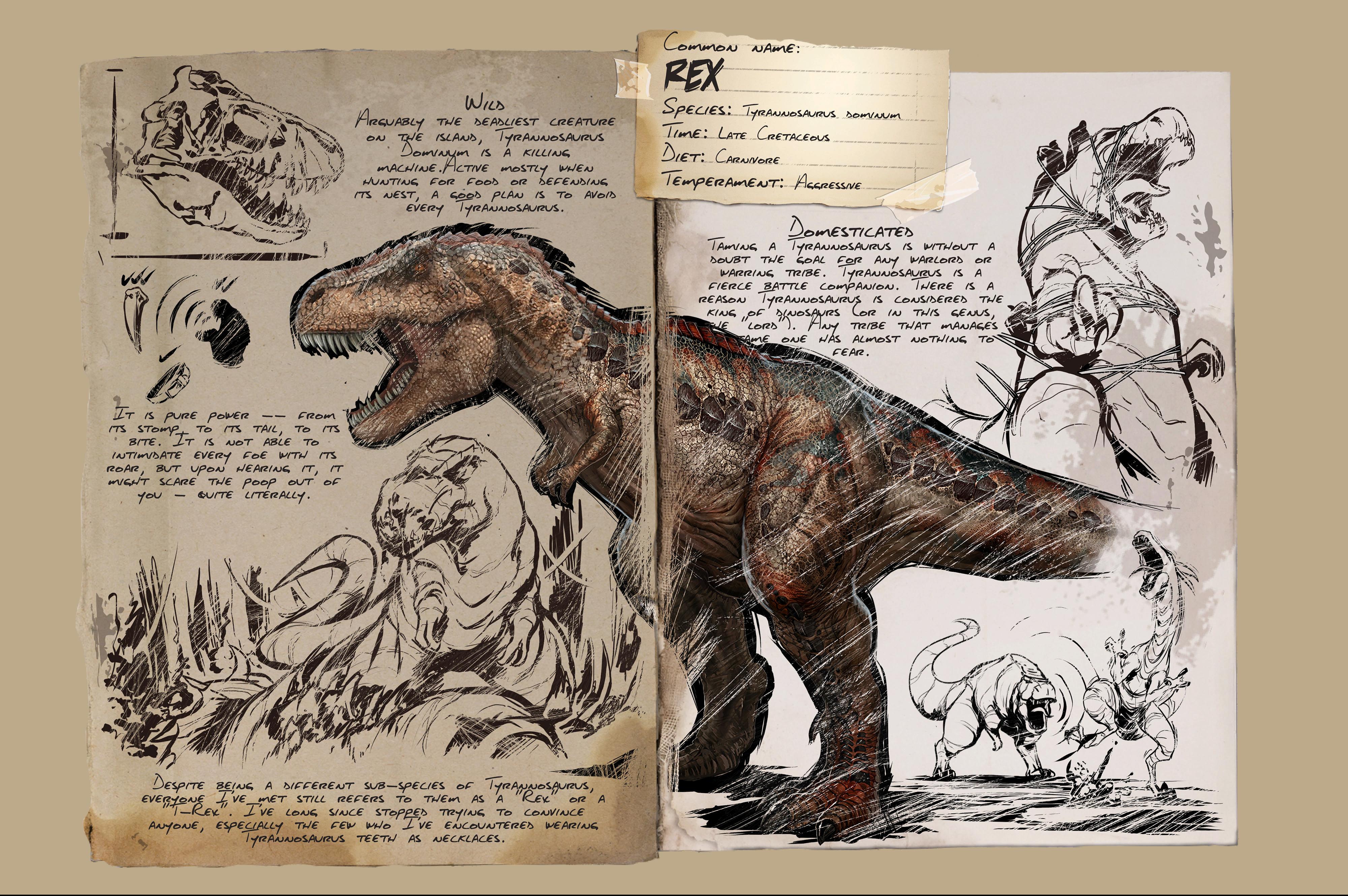 恐竜 Ark 最強 ARK【PS4】最強の肉食恐竜ギガノトサウルスのテイム