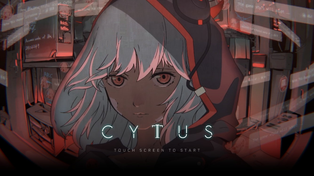 cytus2 指令 コード
